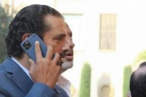 """أضرار بالغة بمقر إقامة سعد الحريري ومستشاره يؤكد: """"بألف خير"""""""