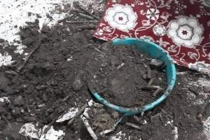 انهيار كلي وجزئي لعشرات المنازل في صنعاء