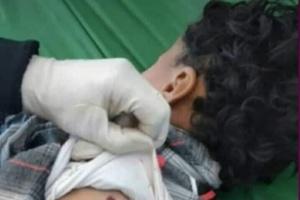 مقتل طفل بعيار ناري طائش في إب