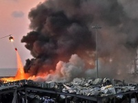 مركز العلوم الجيولوجية الألماني: انفجار بيروت يوازي زلزالا بقوة 3.5