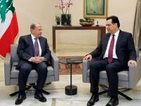 الرئيس اللبناني يلتقي برئيس الحكومة ومجلس الوزراء يخصص حساب لمساعدة المتضررين ببيروت