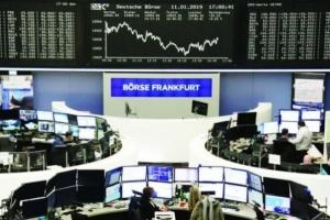 البورصة الأوروبية تصعد خلال تعاملات الأربعاء