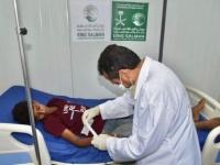 المئات بحجة يستفيدون من خدمات مركز الملك سلمان الطبية