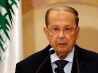 الرئيس اللبناني: مصرون على إجراء التحقيقات بشأن انفجار بيروت