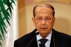 الرئيس اللبناني: نُصر على إجراء التحقيقات بشأن انفجار بيروت