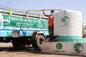 700 لتر مياه تروي ظمأ سكان الخوخة