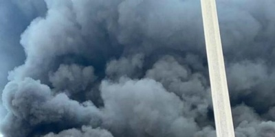 "بعد اندلاع حريق هائل.. هاشتاج ""عجمان"" يتصدر ترندات تويتر"