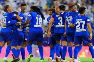 الهلال السعودي يُلحق النصر هزيمة ثقيلة في ديربي الرياض