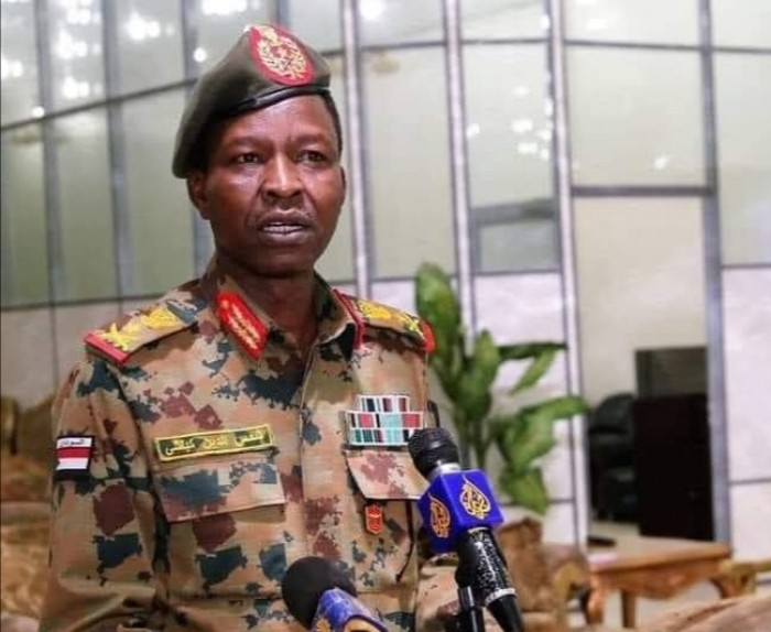 ويتوعد المسيئين.. الجيش السوداني يعلق على الإساءة العنصرية لـكباشي