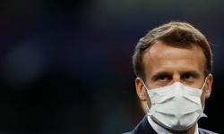 الرئيس الفرنسي: سأتولى تنسيق الدعم الأوروبي للبنان ويجب وضع حد للفساد أولًا