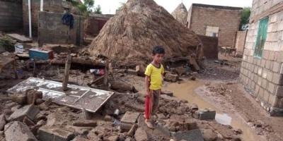 السفارة البريطانية تأسف لعدم إمكانية تفادي كارثة السيول