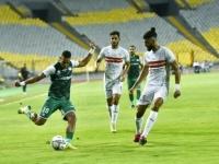 عودة الدوري المصري.. الزمالك يحقق فوزًا صعبًا على المصري