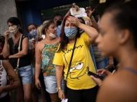 كورونا يسجل رقمًا ضخمًا من الإصابات في البرازيل