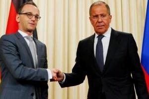 الثلاثاء المقبل.. وزير الخارجية الألماني يزور روسيا