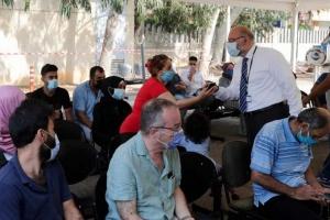 لبنان يسجل 255 إصابة بفيروس كورونا