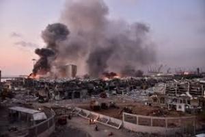 ارتفاع عدد قتلى انفجار بيروت إلى 154