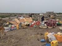 سيول تهدم منازل في حيس وتُغرق مخيم الحيمة بالدريهمي