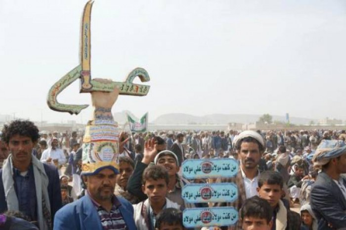"""في منهج الحوثيين: منكرو عيد الغدير """"أهل نفاق"""""""