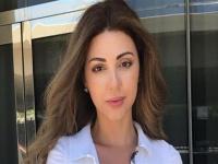 ميريام فارس تدعو بلاد العالم العربي لصلاة جماعية من أجل لبنان