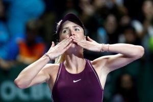سفيتولينا تنضم لقائمة المنسحبين من بطولة أمريكا المفتوحة للتنس