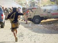 """""""الحشد الشعبي"""" في تعز.. كتائب إخوانية تغرس بذور الإرهاب"""
