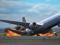 ارتفاع حصيلة ضحايا ومصابي الطائرة الهندية المنكوبة إلى 137