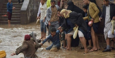 سيول صنعاء.. قنبلة الإهمال الحوثي تنفجر في وجه السكان