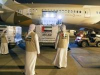 الإمارات تُرسل ثالث طائرة مساعدات إلى لبنان