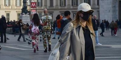 ارتفاع عدد الإصابات اليومية بفيروس كورونا في إيطاليا