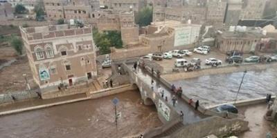 السيول في مناطق الحوثي.. رسائل السماء التي فضحت فساد المليشيات