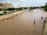 """""""الغذاء العالمي"""": تدبير مساعدات لمتضرري السيول"""