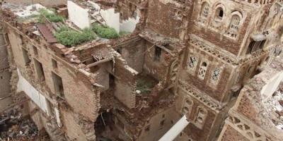 5 آلاف منزل تاريخي مهدد بالانهيار في صنعاء
