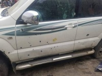 اعتداء بقنبلة يدوية على منزل ناشط مجتمعي في إب