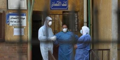 مصر تُسجل 21 وفاة و167 إصابة جديدة بكورونا