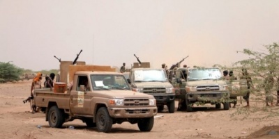 """مساعي الحوثي التصعيدية.. """"المشتركة"""" تُجهض مؤامرة المليشيات"""