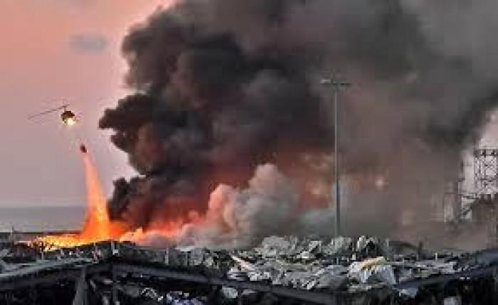 ليبيا تحذّر من احتمالية حدوث كارثة تشبه انفجار بيروت