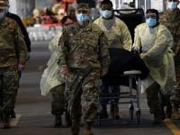تعافي 71 شخصًا جديدًا من العسكريين الروس المصابين من كورونا
