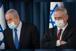 خلافات بين حزبي نتنياهو وجانتس تلغي جلسة حكومة إسرائيل الأسبوعية