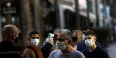 البرازيل تسجل 572 وفاة و23 ألف إصابة بفيروس كورونا