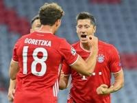 ليفاندوفسكي لاعب الأسبوع في دوري أبطال أوروبا