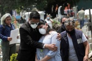 المكسيك تسجل 705 وفيات و5558 إصابة بفيروس كورونا