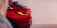 أسعار ومواصفات سيارة QX55 الجديدة من إنفينيتي
