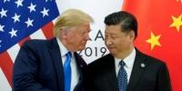 ترامب يكشف عن تطورات علاقته بالرئيس الصيني