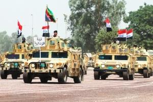 الجيش العراقي يُعلن آمر اللواء الثاني حرس حدود بغارة تركية