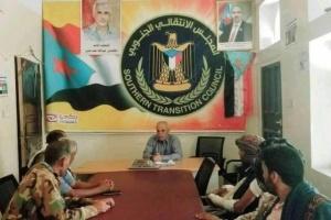 رئيس انتقالي الضالع: تحرير الحشاء واجب لاستعادة حرية أهلها