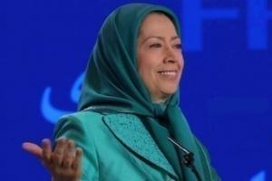 رجوي تحذر من تفشي كورونا بين السجناء السياسيين في إيران