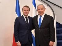 نتنياهو يهنئ ماكرون على دوره في لبنان