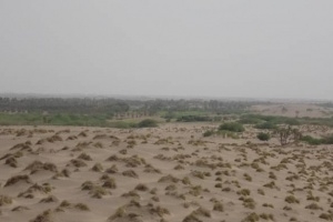 استهداف حوثي جديد لقرى الجبلية