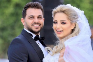 انفصال محمد رشاد عن زوجته المذيعة مي حلمي