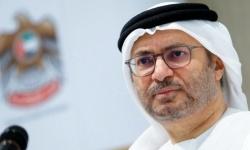 قرقاش: الاتفاق الإماراتي هدفه خلق قنوات اتصال وقرار السلام يعود للفلسطينيين